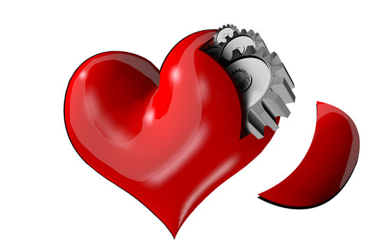 Heart, not machines