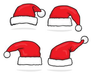 Santa hat set