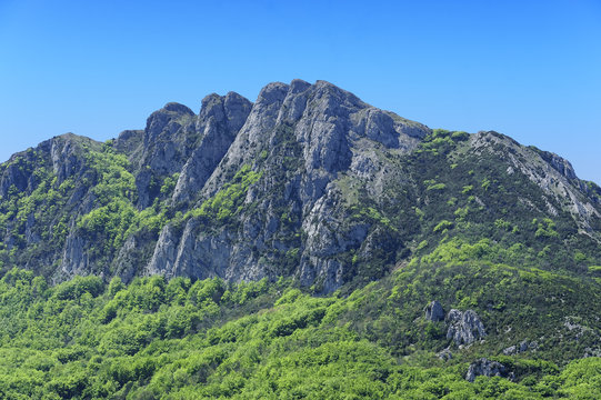 the peak of Bugarach  where peoples may be saved in apocalypse b