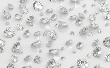 Multiple Diamond Gem