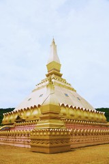 Golden tample laos