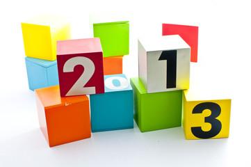 2013 cube