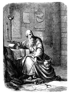 Archimedes : an antique Scientist