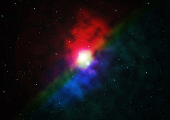 space nebula