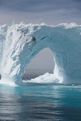 Iceberg off the coast of Greenland