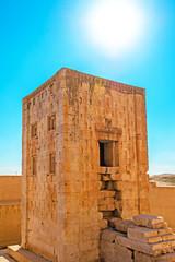 Tomb of Iranian King, Naqsh-e Rostam, Kaba Zartosht, Iran