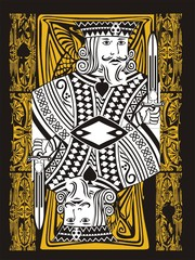 poker king yellow