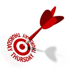 Thursday Target