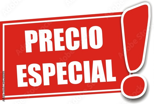 Tiquette precio especial im genes de archivo y vectores for Precio logo