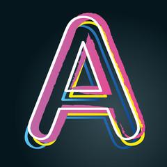 Alphabet_Lumineux_A