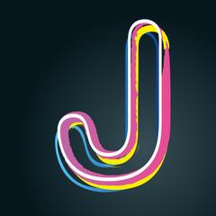 Alphabet_Lumineux_J