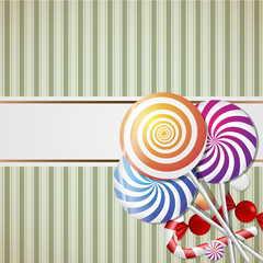 Vintage candy