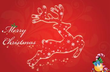 Merry Christmas, illustration