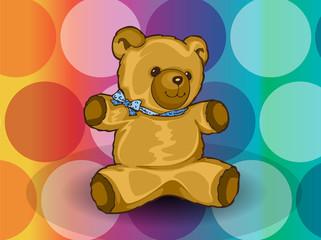 Teddy Bear, illustration