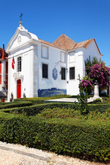 Igreja de Santa Luzia, Lissabon, Portugal