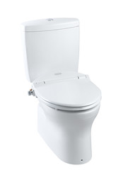 Toilet bowl with nice design