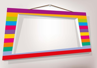 Cadre_Multicolore