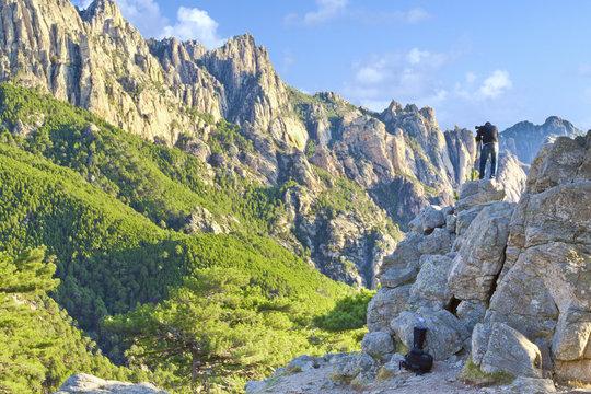 les aiguilles de Bavella, Corse