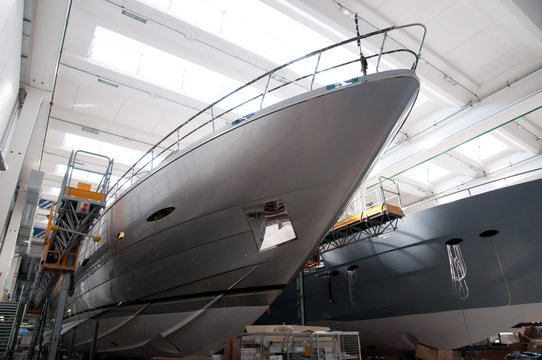 Italian shipyard