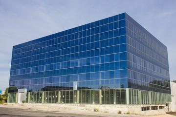 Keuken foto achterwand Industrial geb. New Office Building