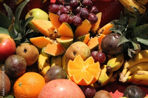 Fruchte Obst Als Dekoration Stock Photo And Royalty Free Images On