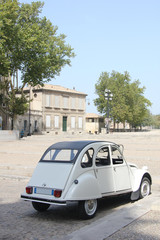 Vintage French Car
