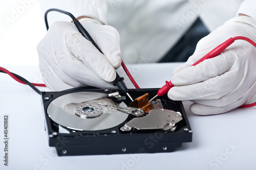 Hard drive Laptop Parts 101