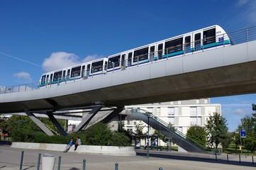 Le métro rennais