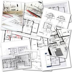 Architects work
