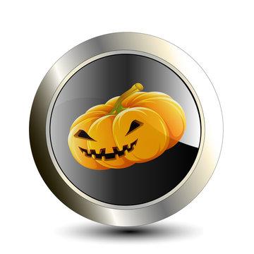 Bouton Halloween