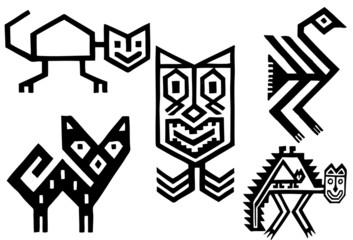 animal Elements for design