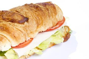 Croissant stuffed