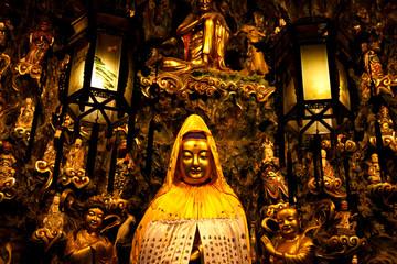 Longhua Temple Buddha