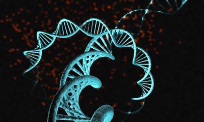 DNA strand - 4
