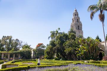 Spanish Architecture in San Diego California