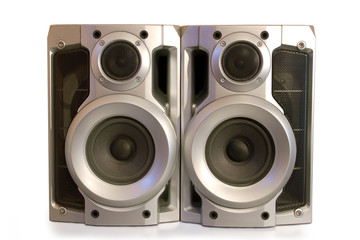 Pair of loud speakers