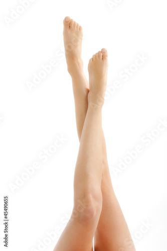 Sexy Frauen lange Beine schönen Arsch