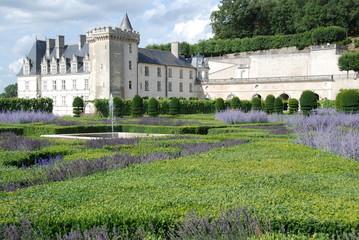 Parc du château de Villandry