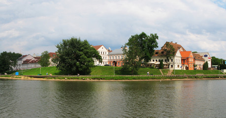 Minsk downtown