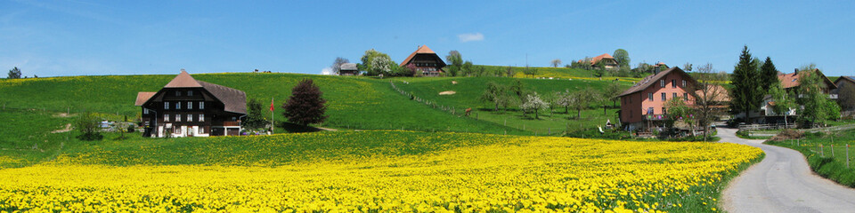 Emmental region, Switzerland