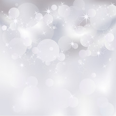 Light silver abstract background