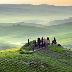 Wall Mural - Toscana, paesaggio.
