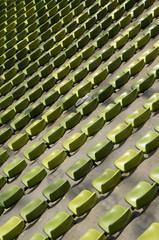 Sedili allo stadio