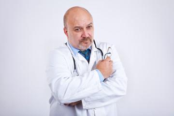 Doktor wird ernst