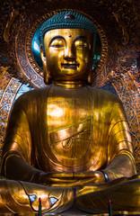 Bouddha du temple des six banians