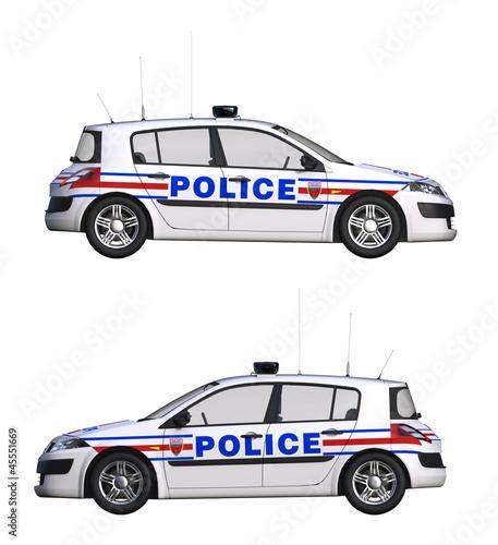 Voiture de police photo libre de droits sur la banque d 39 images image 45551669 - Image de voiture de police ...