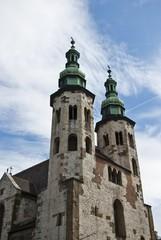 Romanesque church, Cracow Poland