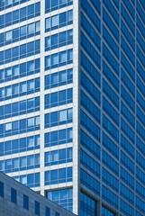 Modern Skyscraper Windows, Office Building