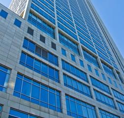 Modern Skyscraper Office Building