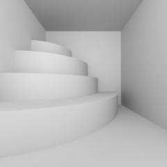 Obraz Futuristic Architectura Design - fototapety do salonu